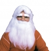 Santa Wig Beard Cotton